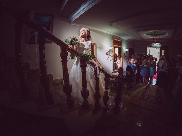 La boda de Paco y Beatriz en San Clemente, Cuenca 25