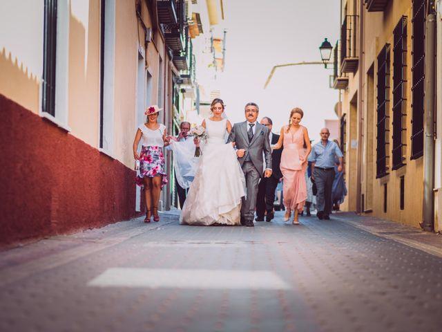La boda de Paco y Beatriz en San Clemente, Cuenca 26