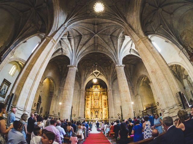 La boda de Paco y Beatriz en San Clemente, Cuenca 28