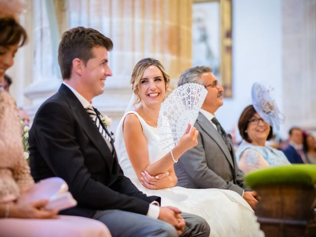 La boda de Paco y Beatriz en San Clemente, Cuenca 29