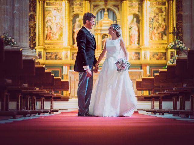 La boda de Paco y Beatriz en San Clemente, Cuenca 33