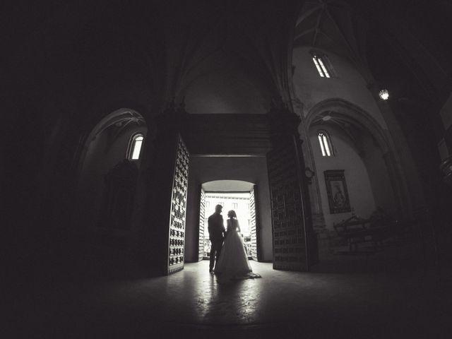 La boda de Paco y Beatriz en San Clemente, Cuenca 34