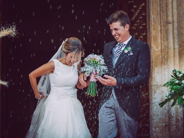 La boda de Paco y Beatriz en San Clemente, Cuenca 35
