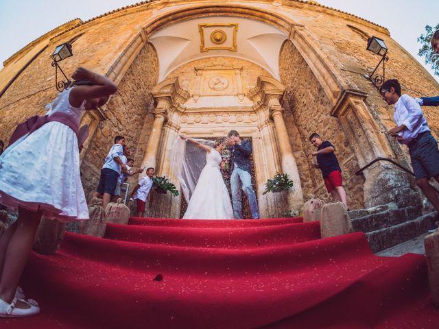 La boda de Paco y Beatriz en San Clemente, Cuenca 36