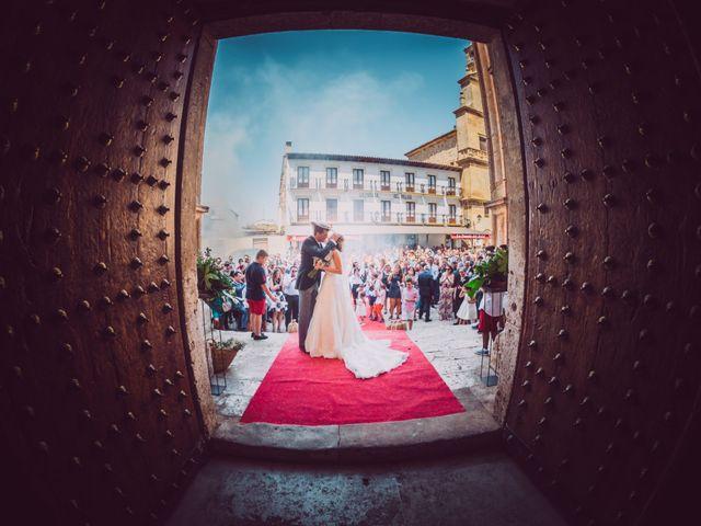 La boda de Paco y Beatriz en San Clemente, Cuenca 37