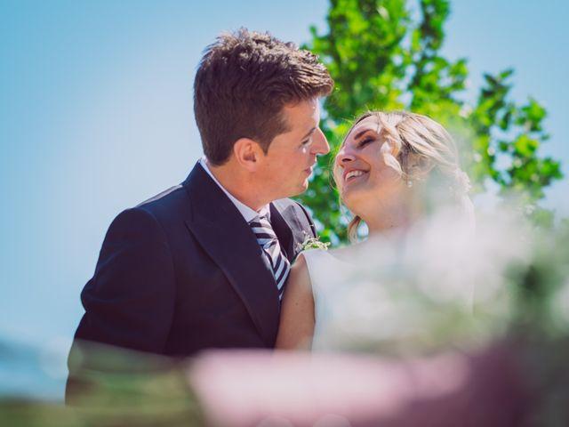 La boda de Paco y Beatriz en San Clemente, Cuenca 2