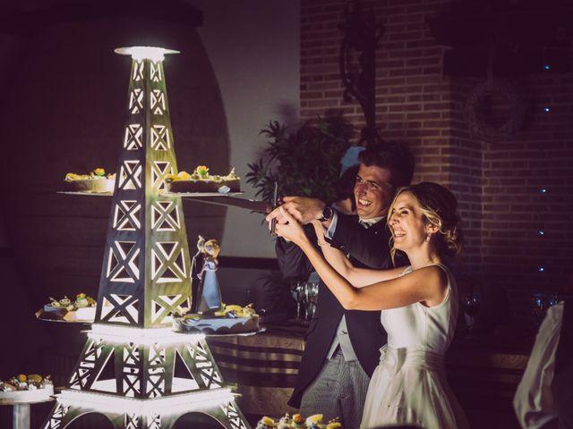 La boda de Paco y Beatriz en San Clemente, Cuenca 44