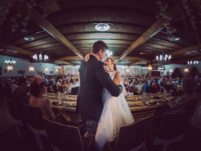 La boda de Paco y Beatriz en San Clemente, Cuenca 45