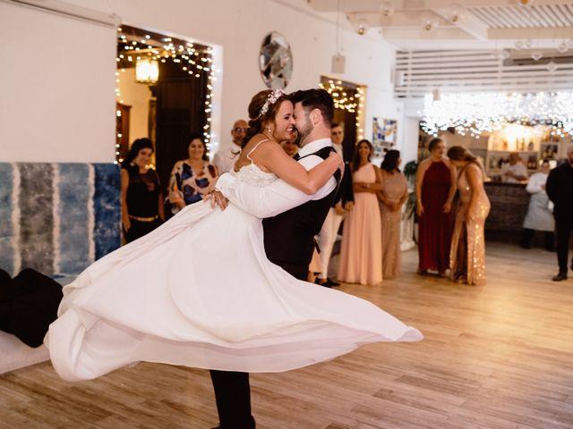 La boda de Antonio y Conchi en Mijas, Málaga 1