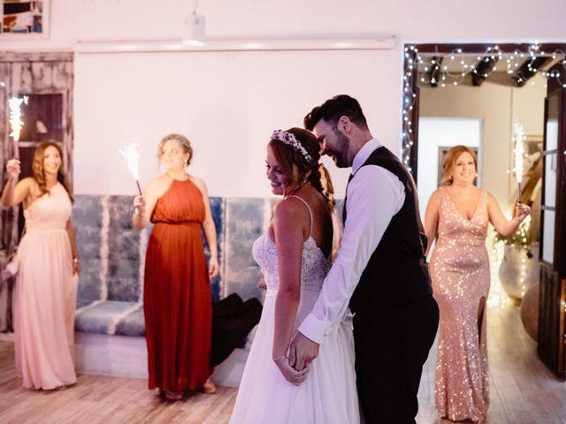 La boda de Antonio y Conchi en Mijas, Málaga 2