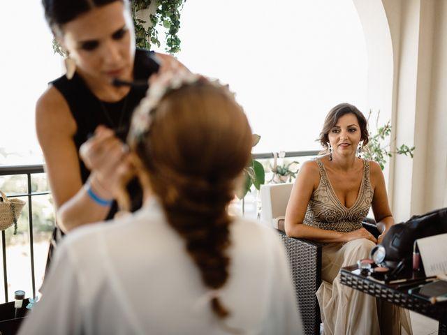 La boda de Antonio y Conchi en Mijas, Málaga 9