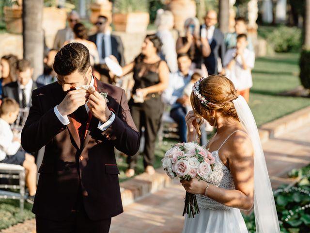 La boda de Antonio y Conchi en Mijas, Málaga 20