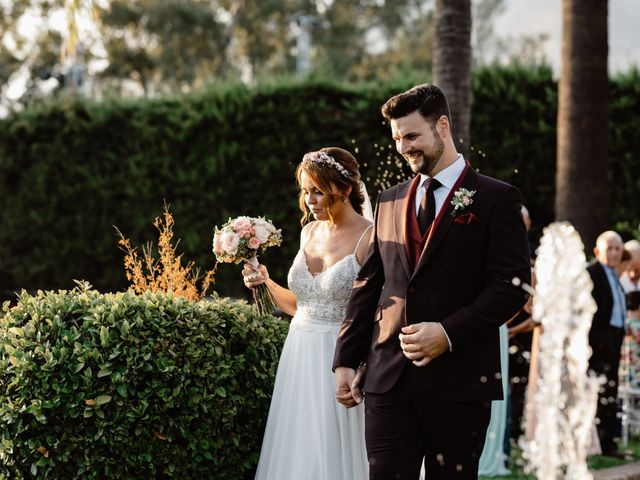 La boda de Antonio y Conchi en Mijas, Málaga 25