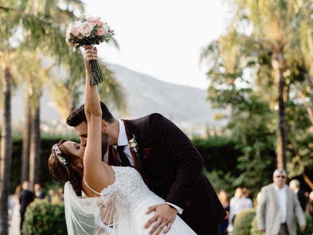 La boda de Antonio y Conchi en Mijas, Málaga 26