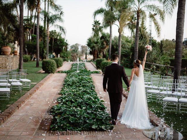 La boda de Antonio y Conchi en Mijas, Málaga 31