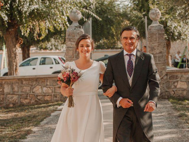 La boda de Carlos y Laura en Sotos De Sepulveda, Segovia 20