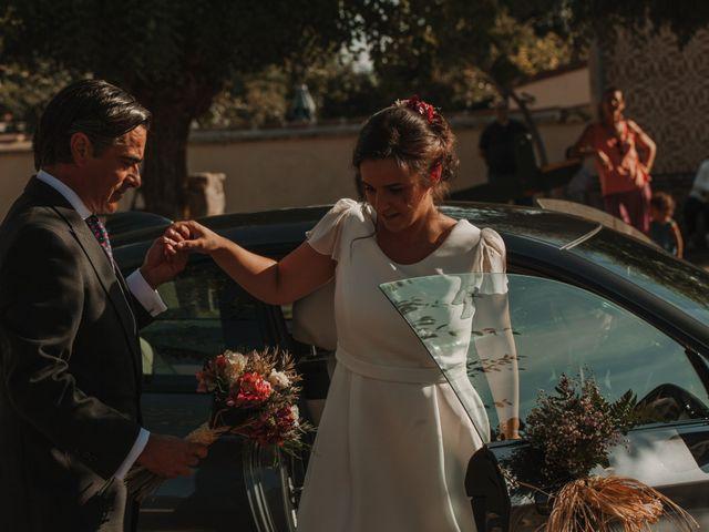 La boda de Carlos y Laura en Sotos De Sepulveda, Segovia 21