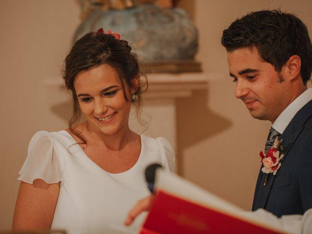 La boda de Carlos y Laura en Sotos De Sepulveda, Segovia 26