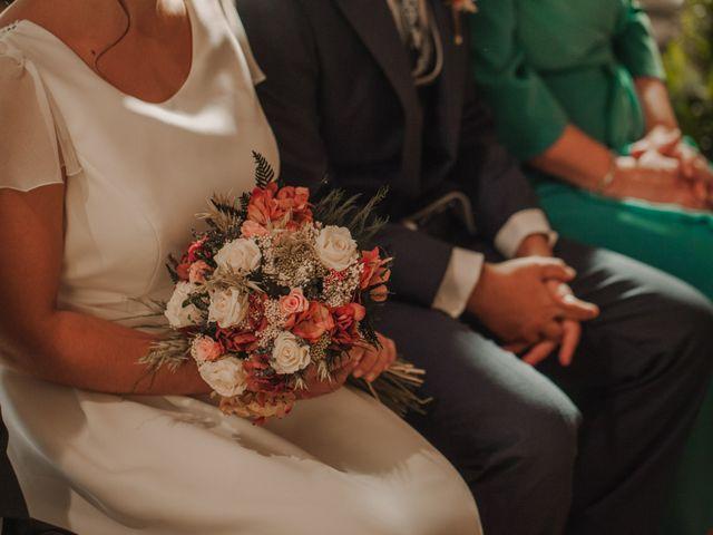 La boda de Carlos y Laura en Sotos De Sepulveda, Segovia 27