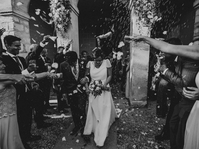 La boda de Carlos y Laura en Sotos De Sepulveda, Segovia 29