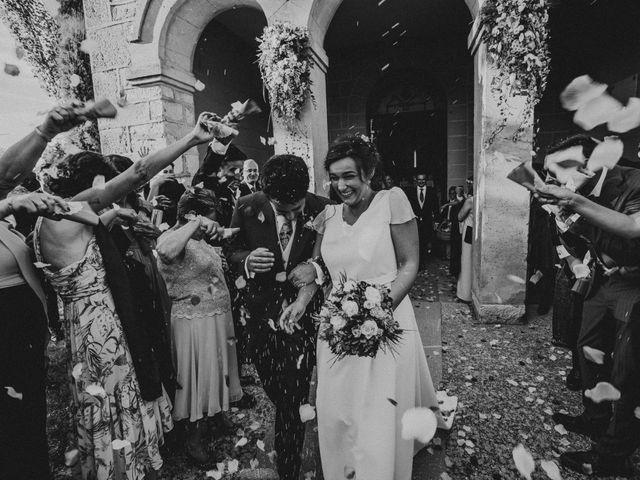 La boda de Carlos y Laura en Sotos De Sepulveda, Segovia 30