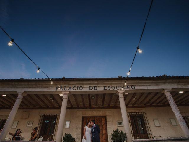 La boda de Carlos y Laura en Sotos De Sepulveda, Segovia 34