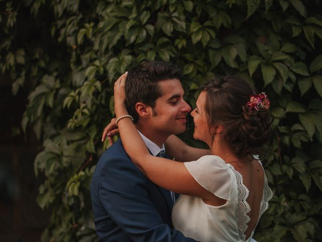 La boda de Carlos y Laura en Sotos De Sepulveda, Segovia 35