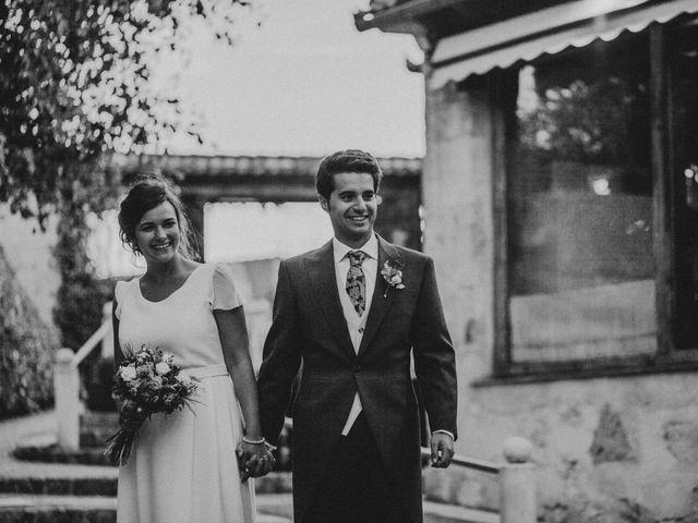 La boda de Carlos y Laura en Sotos De Sepulveda, Segovia 36