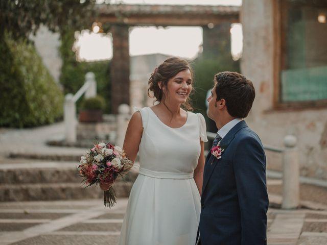 La boda de Carlos y Laura en Sotos De Sepulveda, Segovia 37