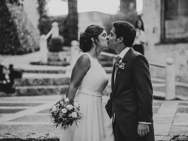 La boda de Carlos y Laura en Sotos De Sepulveda, Segovia 38