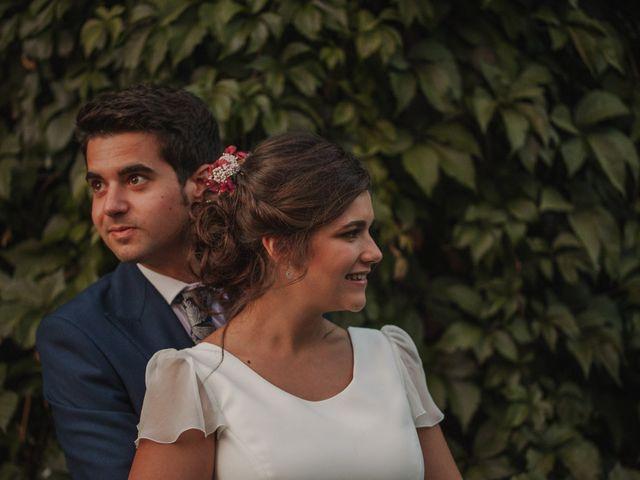 La boda de Carlos y Laura en Sotos De Sepulveda, Segovia 39