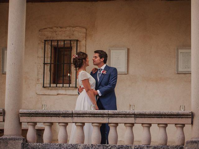 La boda de Carlos y Laura en Sotos De Sepulveda, Segovia 41