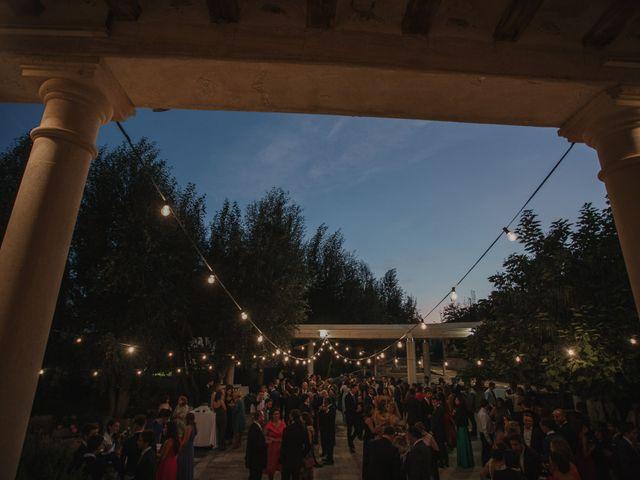 La boda de Carlos y Laura en Sotos De Sepulveda, Segovia 45