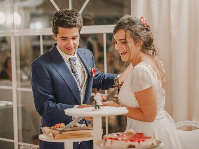La boda de Carlos y Laura en Sotos De Sepulveda, Segovia 50