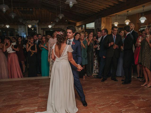 La boda de Carlos y Laura en Sotos De Sepulveda, Segovia 52