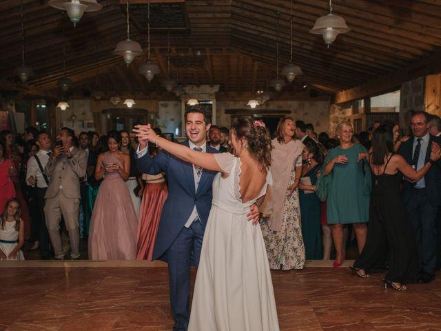 La boda de Carlos y Laura en Sotos De Sepulveda, Segovia 53
