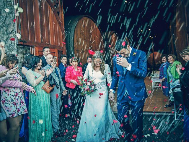 La boda de Samuel y Laura en Lavandera (Gijon), Asturias 9