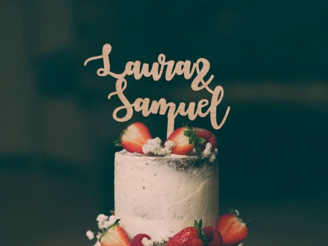La boda de Samuel y Laura en Lavandera (Gijon), Asturias 13