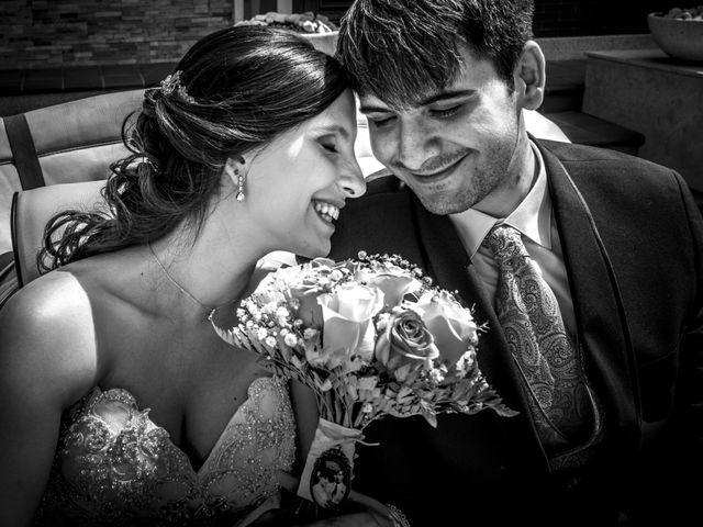 La boda de Norberto y Rocío en Cantalpino, Salamanca 11