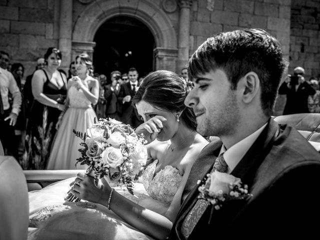 La boda de Norberto y Rocío en Cantalpino, Salamanca 13