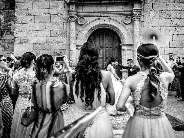 La boda de Norberto y Rocío en Cantalpino, Salamanca 15