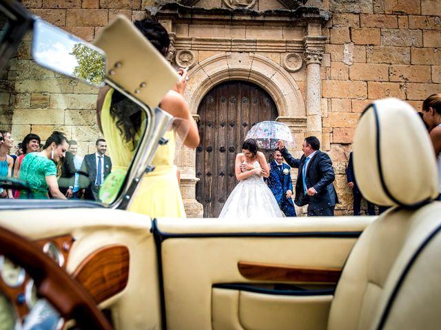 La boda de Norberto y Rocío en Cantalpino, Salamanca 16