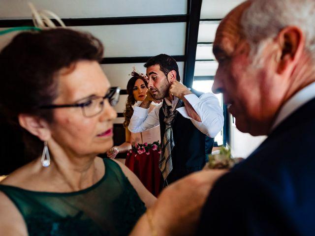 La boda de Juan Pedro y Jessica en Villarrubia De Los Ojos, Ciudad Real 4