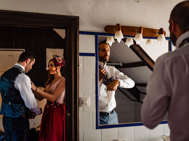 La boda de Juan Pedro y Jessica en Villarrubia De Los Ojos, Ciudad Real 6