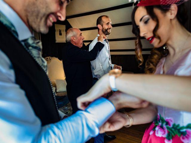 La boda de Juan Pedro y Jessica en Villarrubia De Los Ojos, Ciudad Real 7