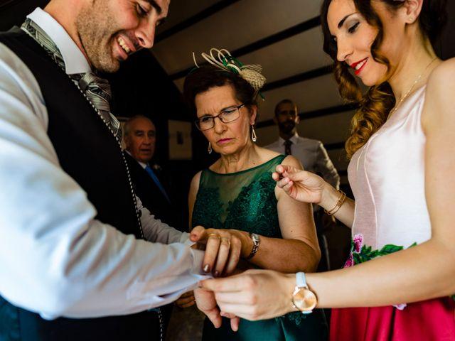 La boda de Juan Pedro y Jessica en Villarrubia De Los Ojos, Ciudad Real 8
