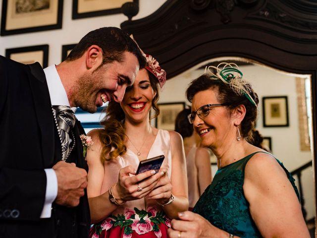 La boda de Juan Pedro y Jessica en Villarrubia De Los Ojos, Ciudad Real 9