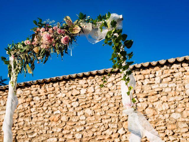 La boda de Juan Pedro y Jessica en Villarrubia De Los Ojos, Ciudad Real 18