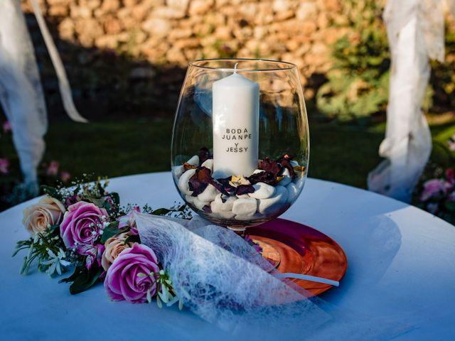La boda de Juan Pedro y Jessica en Villarrubia De Los Ojos, Ciudad Real 19
