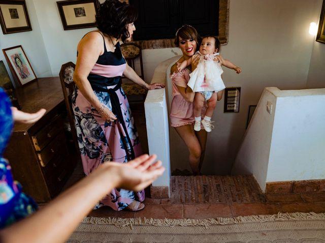 La boda de Juan Pedro y Jessica en Villarrubia De Los Ojos, Ciudad Real 20
